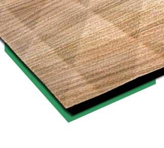 europlacEDELHOLZ Formenhybrid dyhovaný 3D povrch