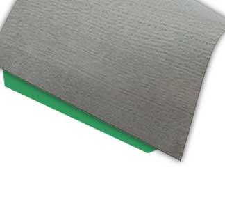 Dyhová zosadenka na podkladovom papieri EUROFLEX