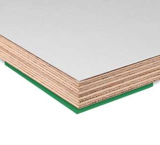 Laminovaná brezová Multiplex preglejka LAMIPLEX®