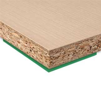 Dyhovaná drevotrieska