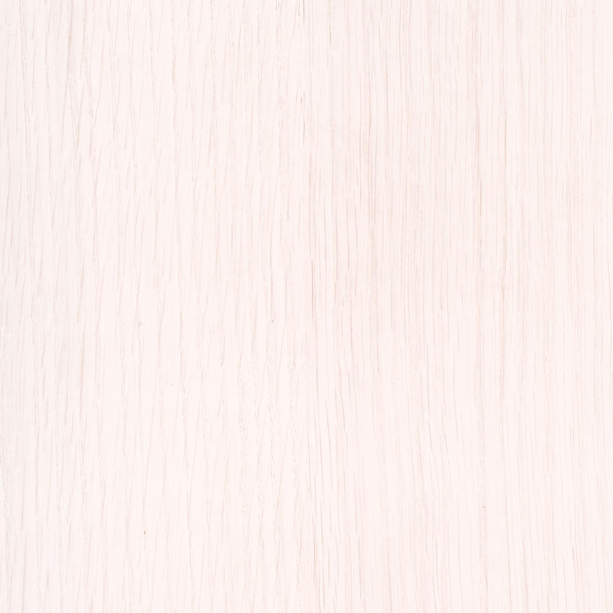 Dub farbený krémovo-biely vrúbkovaný