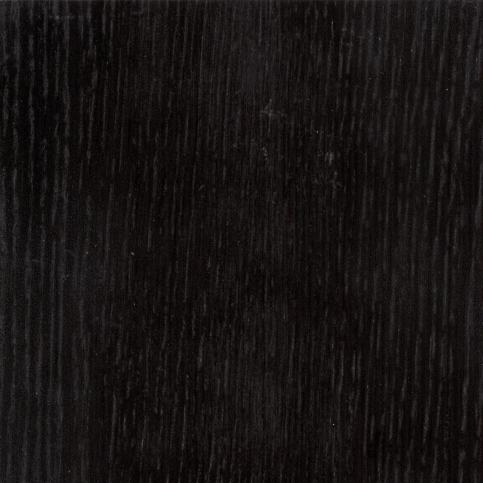 Dub farbený zamatovo-čierny vrúbkovaný
